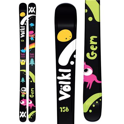 Volkl Gem Skis - Women's 2011