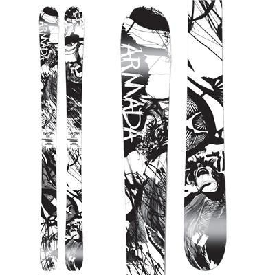 Armada Bantam Skis - Youth 2011