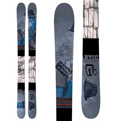 Icelantic Nomad Skis 2011