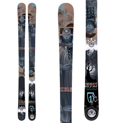 Icelantic Pilgrim Skis 2011