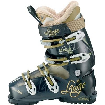 Lange Exclusive Delight Pro Ski Boots - Women's 2011