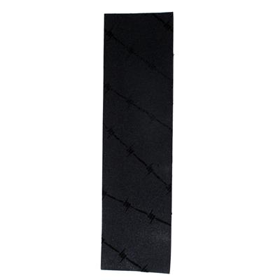 FKD Sawblade Progrip Black Skateboard Grip Tape Sheet