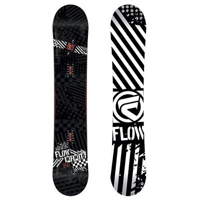 Flow Infinite Rocker Snowboard 2011