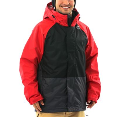 Sessions Turbine 2 in 1 Jacket