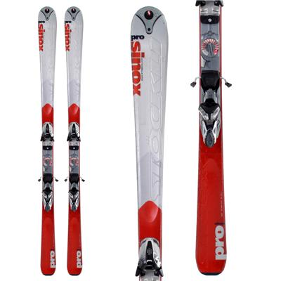 Stockli Sinox Pro Skis + Bindings - Women's - Used 2008