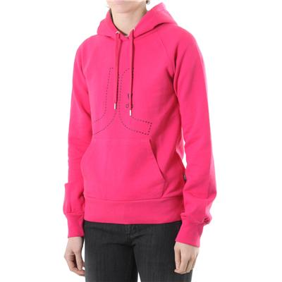 Wesc Cut Here Icon Pullover Hoodie - Women's