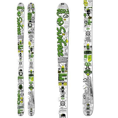 Surface Skullcandy Next Time Skis - Youth 2011