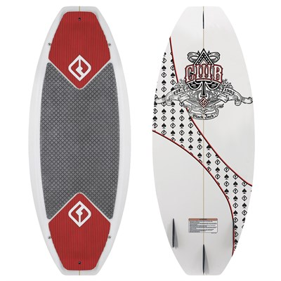 CWB Blackjack Wakesurf Board - Blem 2010