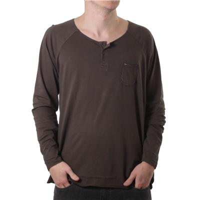 Obey Clothing Ride On Henley Shirt