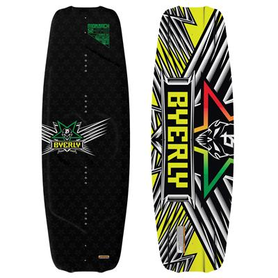 Byerly Wakeboards Monarch Wakeboard - Blem 2010
