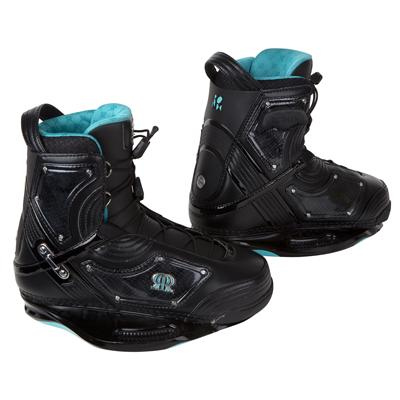Ronix Faith Hope Love Wakeboard Bindings - Women's 2011
