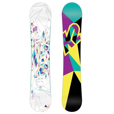 K2 Moment Rocker Snowboard - Women's - Demo 2011