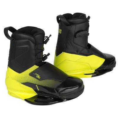 Ronix One Wakeboard Bindings (Yellow) 2011