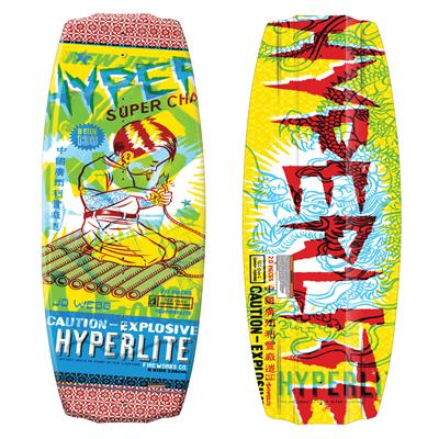 Hyperlite B-Side Wakeboard 2011