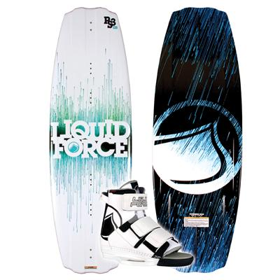 Liquid Force PS3 Wakeboard + Domain Boots 2011