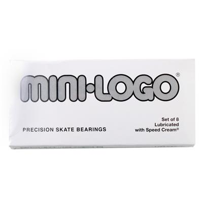 Mini Logo 608Z Skateboard Bearings