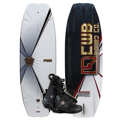 CWB Pure Wakeboard + Torq Boots 2011