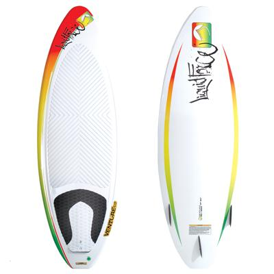 Liquid Force Venture Wakesurf Board - Blem 2010