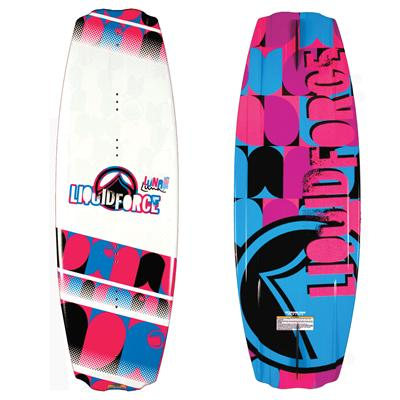 Liquid Force Luna Grind Wakeboard - Women's 2011