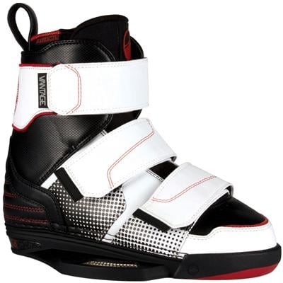 Liquid Force Vantage Closed Toe Wakeboard Bindings 2011