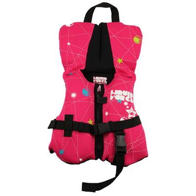 Liquid Force Star CGA Wakeboard Vest - Girl's 2011