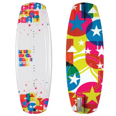 Liquid Force Star Wakeboard - Girl's 2011