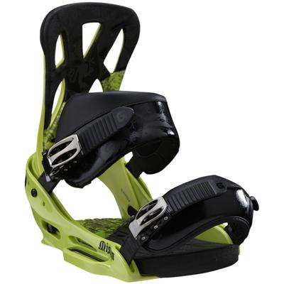 Burton Mission EST Cant Snowboard Bindings 2011