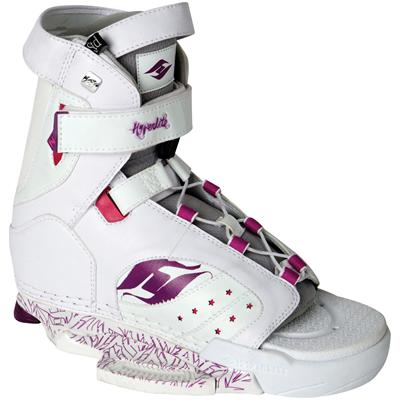Hyperlite Blur Wakeboard Bindings - Women's 2011