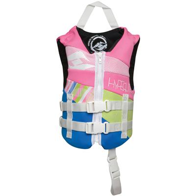 Hyperlite Child Indy CGA Wakeboard Vest - Girl's 2011