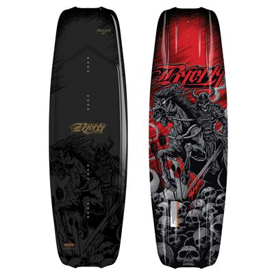 Byerly Wakeboards Monarch Wakeboard 56