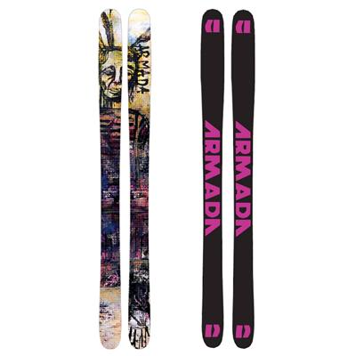 Armada TST (Travis Steeger) Skis 2012