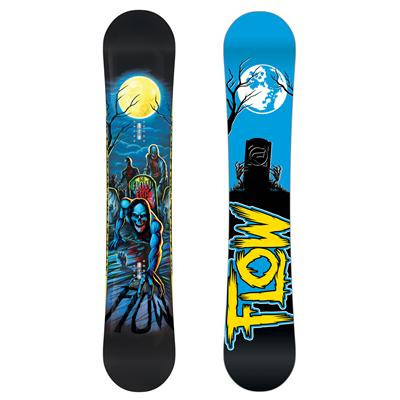 Flow Era Rocker Snowboard 2011