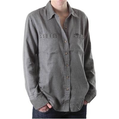 Hurley Wilson ll Long Sleeve Button Down Shirt - Women's