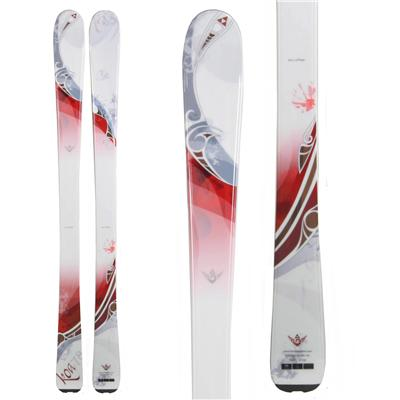 Fischer Koa 78 Skis - Women's 2011