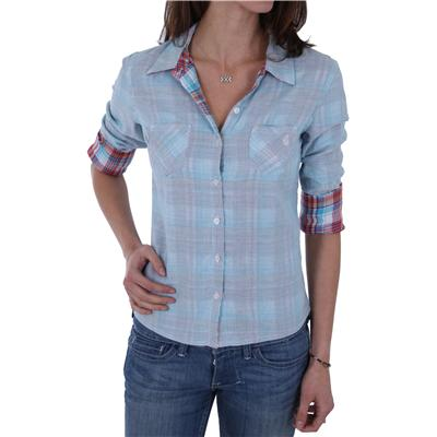 Volcom Rumormill Reversible Button Down Shirt - Women's