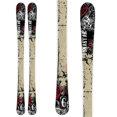 Dynastar 6th Sense Team Skis - Youth 2011