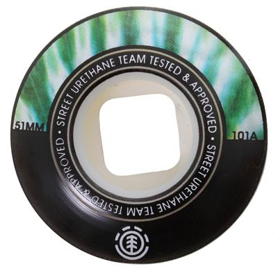 Element Tripper 51 Skateboard Wheels