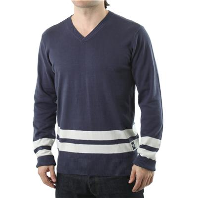 RVCA CD-R V Neck Sweater