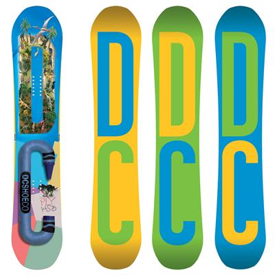 DC Ply Snowboard - Women's 2012