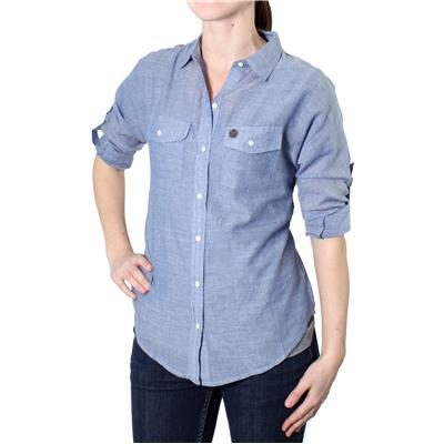 Obey Clothing Wild Flower Button Down Shirt - Women's