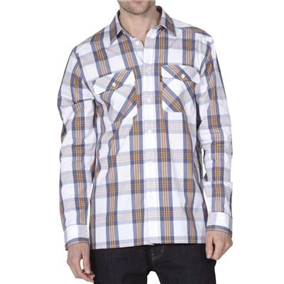 Wesc Hogge Long Sleeve Button Down Shirt