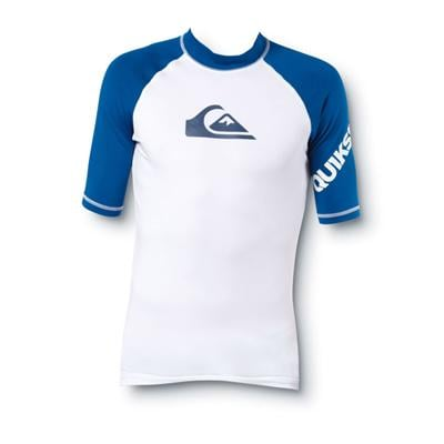Quiksilver All Time Short Sleeve Surf Shirt 2011