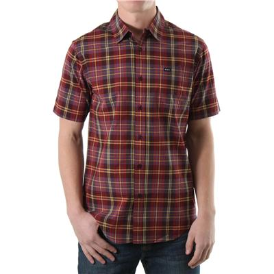 RVCA Dexter Plaid Button Down