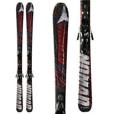 Atomic Smoke Skis + XTO 10 Bindings 2012