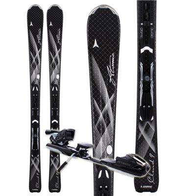 Atomic Cloud 9 Skis + XTO 10 Bindings - Women's 2012