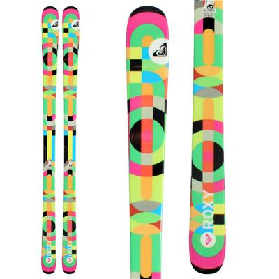 Roxy Alakazam Skis - Women's 2011