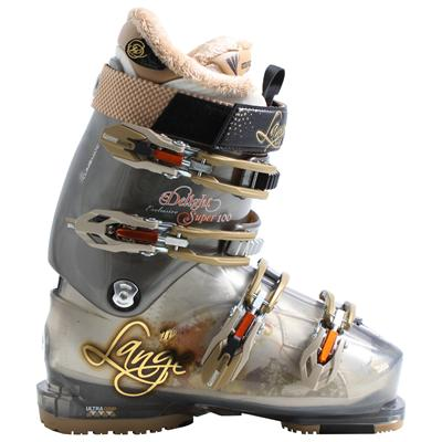 Lange Exclusive Delight Super 100 Ski Boots - Women's 2011