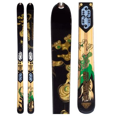 Dynafit Mustagh ATA Superlight Alpine Touring Skis 2012