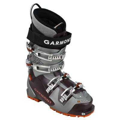 Garmont Radium Thermoski Boots 2012