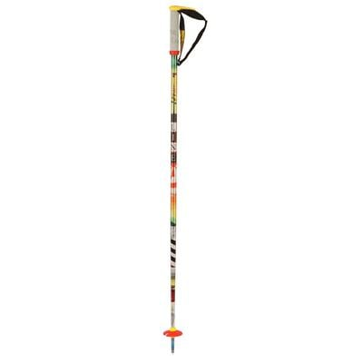 Line Skis Pollard's Paint Brush Ski Poles 2012